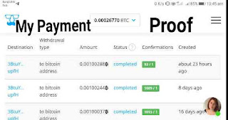 A-ads payment proof