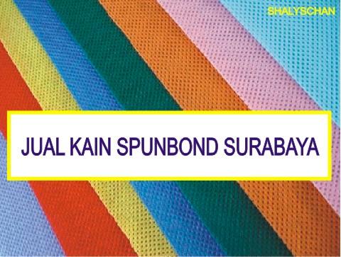 Jual Kain Spunbond Surabaya dengan Harga yang Murah dan Berkualitas
