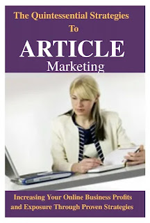 Quintessential Guides to Article Marketing
