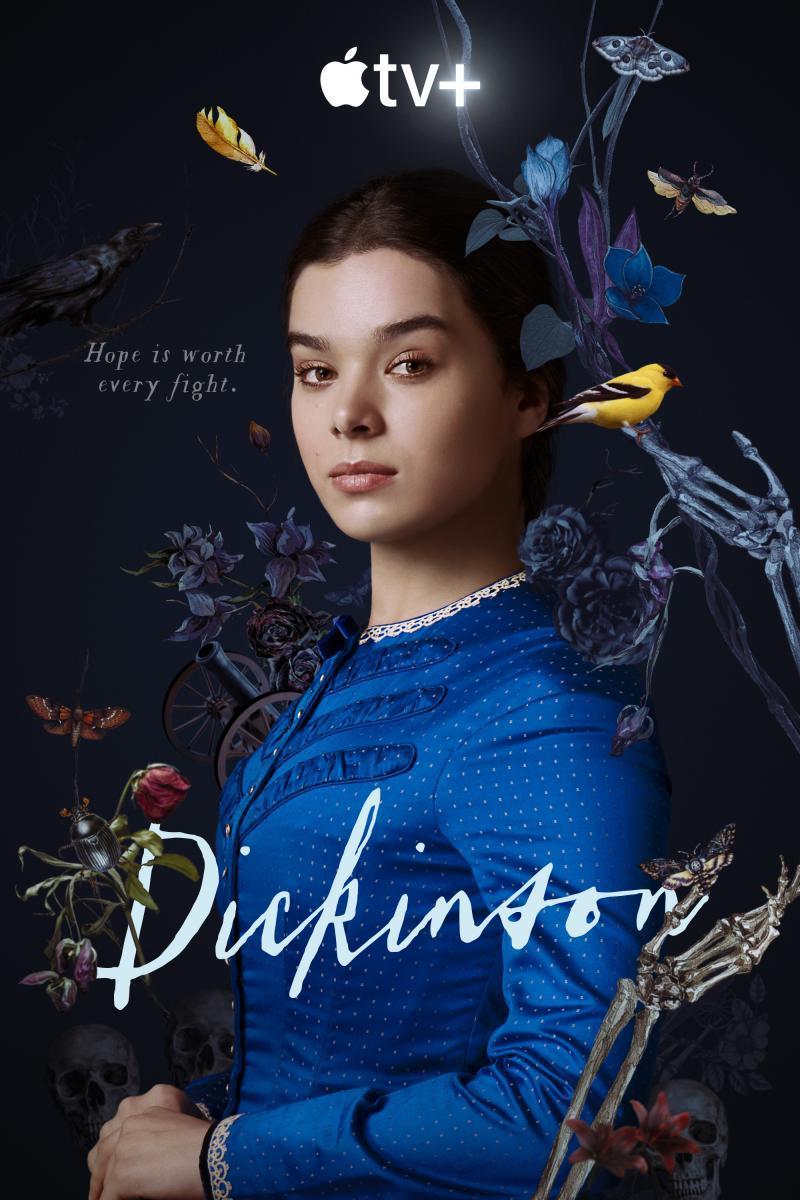 Dickinson Temporada 1 a la 2 Completa 720p Latino-Ingles