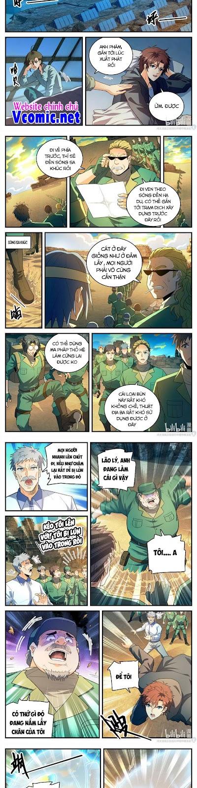 Toàn Chức Pháp Sư Chương 772 - Vcomic.net
