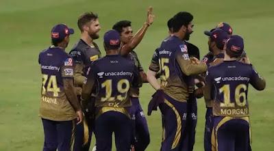 Cricket Highlights – KKR vs RR 54th Match IPL 2021