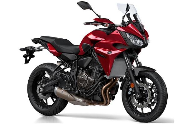 Ficha Técnica Yamaha MT 07 2021