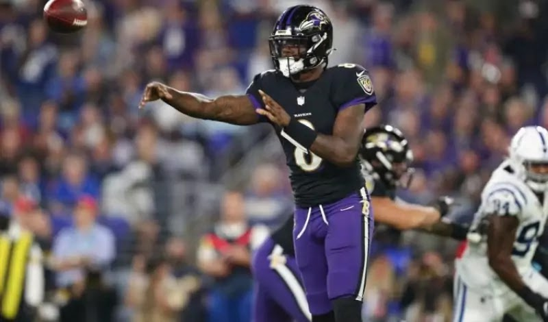 Ravens come from behind to beat Colts
