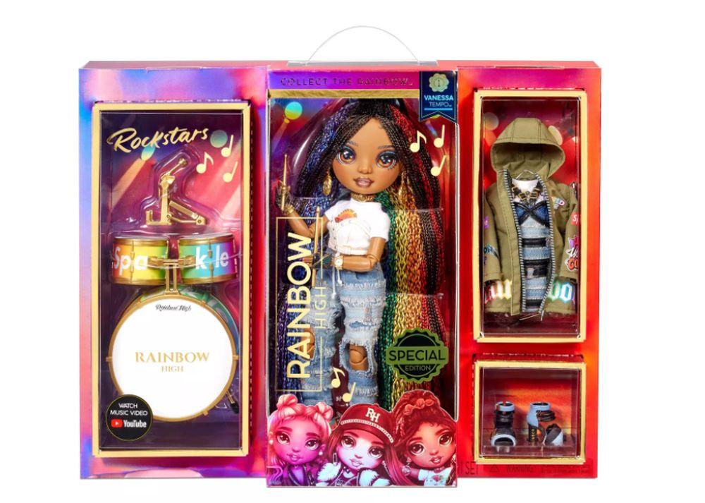 Кукла Rainbow High Vanessa Tempo