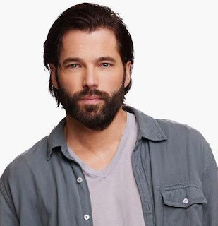 Picture of Linzey's husband Tim Rozon