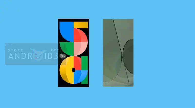 Wallpaper Google Pixel 5a