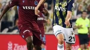 17 Ekim 2021 Pazar Trabzonspor - Fenerbahçe maçı Seçuk Spor maç izle - Taraftarium24 izle - Justin tv izle - Jestyayın canlı izle - Canlı maç izle