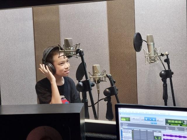 Tuấn Kiệt - Giọng hát nhí mới có khả năng chơi nhiều loại nhạc cụ