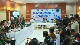 Dirjen P2P Apresiasi Batalyon PCARE Bentukan Polda NTB