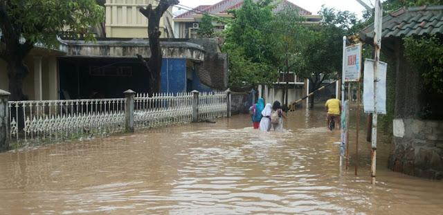 Banjir Parah di Aceh, Tujuh Desa Terendam, 1.200 Jiwa Terpaksa Mengungsi