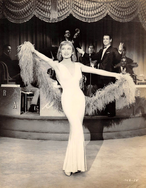 1957. Nita Talbot - This could be the night