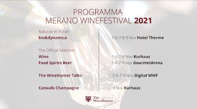 programma produttori merano wine festival
