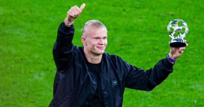 Barcelona finally opts out of £68m Haaland chase