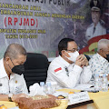 Buka Forum Konsultasi Publik RPJMD Inhil Tahun 2018 - 2023, Ini Pesan Muhammad Wardan