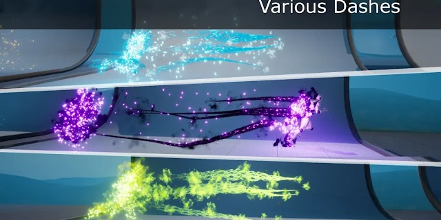 [Fxgear Share] Improve fights : Stylized VFX Pack - Free Download