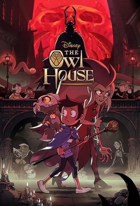 The Owl House: La Casa Búho / T2 / Castellano 1080p [02/24]