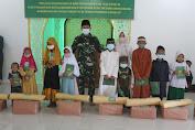 Kodim 0314 Inhil Peringati Maulid Nabi Muhammad SAW 1443 H