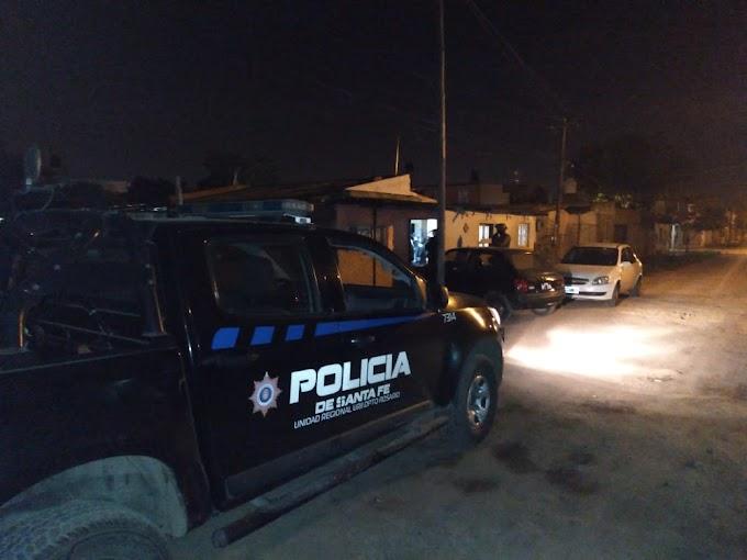 Allanamientos por el comerciante baleado en calle Alvear y Nogués