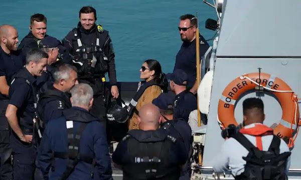 Les gardes-frontières britanniques pourraient bénéficier d'une immunité en cas de noyade de migrant
