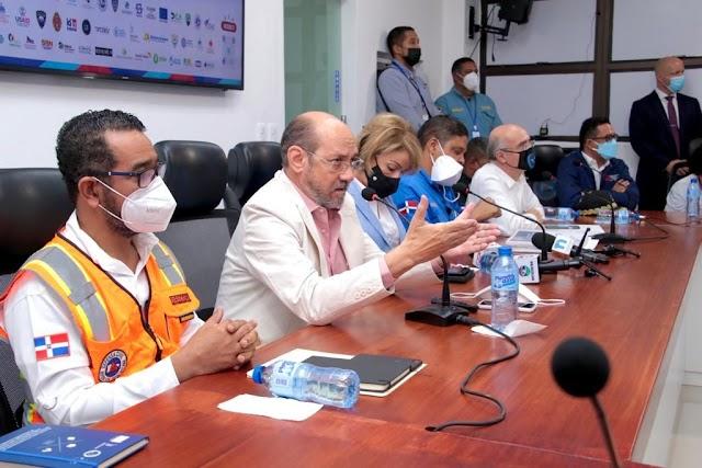Defensa Civil prepara a instituciones públicas y privadas para Simulacro Nacional de Evacuación ante un Terremoto