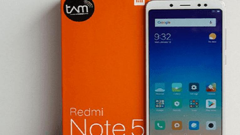 Ini Dia Harga dan Spesifikasi Xiaomi Redmi Note 5
