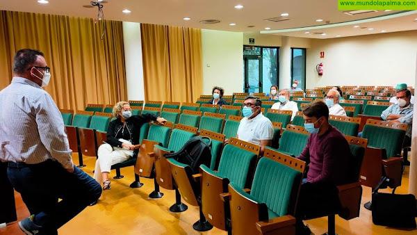 Sanidad pone en marcha una Estrategia de Actuación Inmediata para La Palma