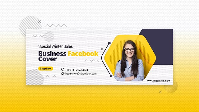 Business Facebook Page Cover Photo Design   Adobe Photoshop Cc