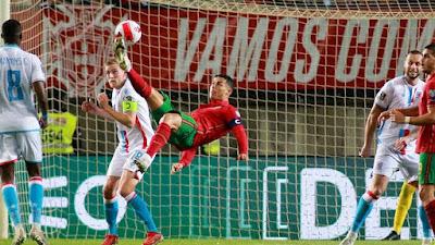 """الدنمارك ثاني المتأهلين للمونديال.. ورونالدو يواصل """"تحدي التاريخ"""""""
