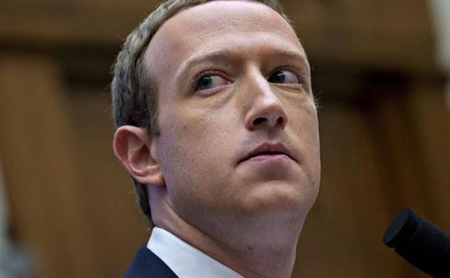Mark Zuckerberg thiệt hại không ít vì Facebook lỗi