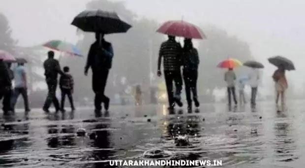 UTTARAKHAND RAINS: मलबा आने की वजह से बद्रीनाथ हाईवे 7 जगहों पर बंद