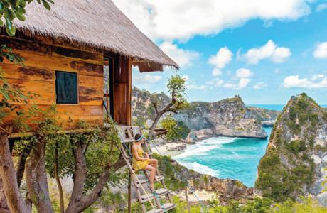 Raja Lima Bali Nusa Pendia Surga Indonesia