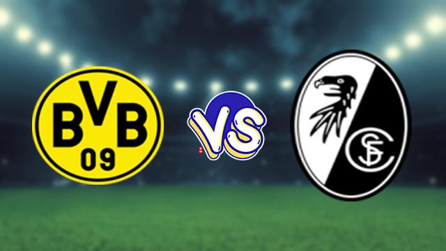 مشاهدة مباراة فرايبورج ضد بوروسيا دورتموند 21-08-2021 بث مباشر في الدوري الالماني