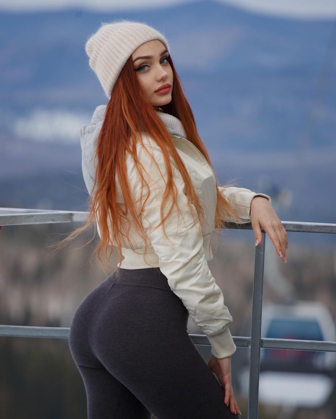 Russian Stylish Model DP
