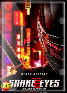 G.I. Joe: Snake Eyes (2021) DVDRIP LATINO