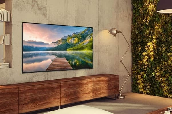 Samsung 4K UHD 2021 50AU8005: análisis