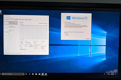 Windows Raspberry Pi 3