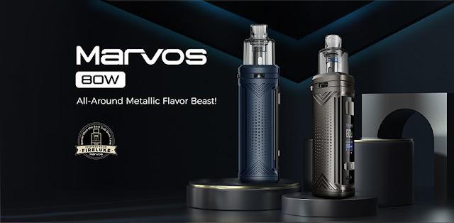 Freemax Marvos 80W Kit Preview