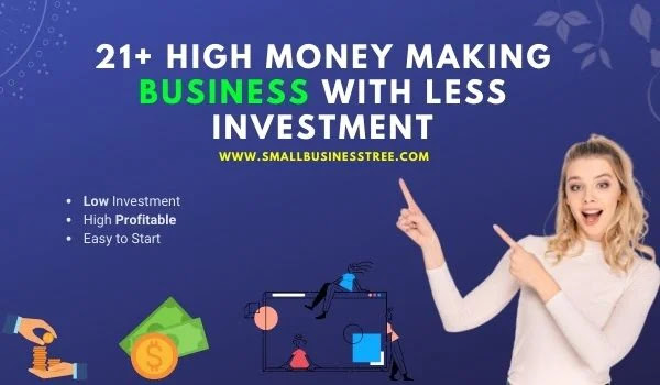 High Money Making Business with Less Investment in USA