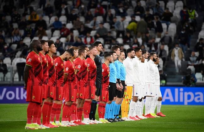 القنوات الناقلة لمباراة فرنسا واسبانيا في نهائي دوري الامم الاوروبية