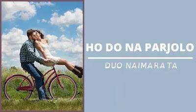 Ori Chord Ho Do Na Parjolo dari C | Duo Naimarata