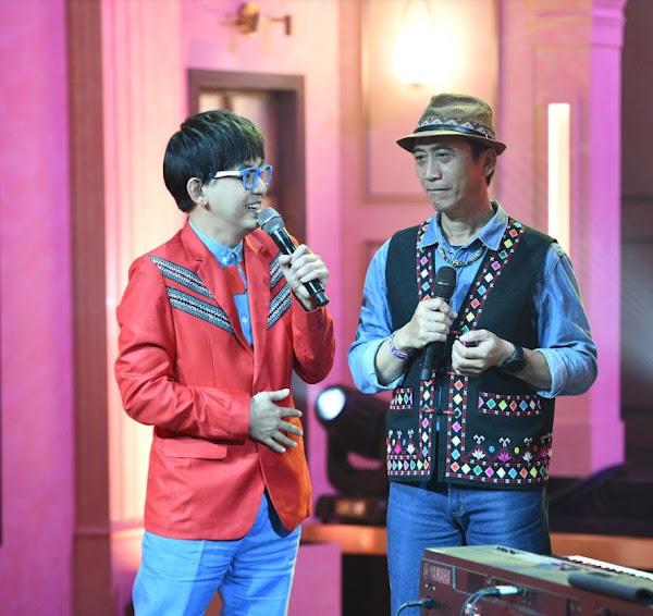 《semenay我們的歌》主持人黃子佼訪問金曲歌王陳建年