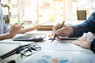 اعلان توظيف محاسب للعمل لدى شركة الرفعة لخدمات التكنولوجيا GTS في عمان.