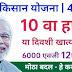 या तारखेला येणार पी एम किसान योजनेचा 10वा हप्ता यादीत नाव पहा Pm Kisan updtes