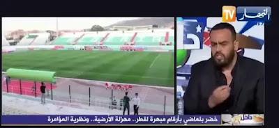 بالفيديو فضيحة مضحكة: الاعلام الجزائري يتهم المغرب بتهمة اغرب من الخيال...