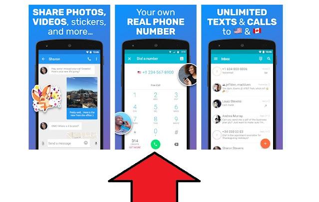 افضل الطرق للحصول على رقم امريكي 2022 لتفعيل الواتساب مجانا