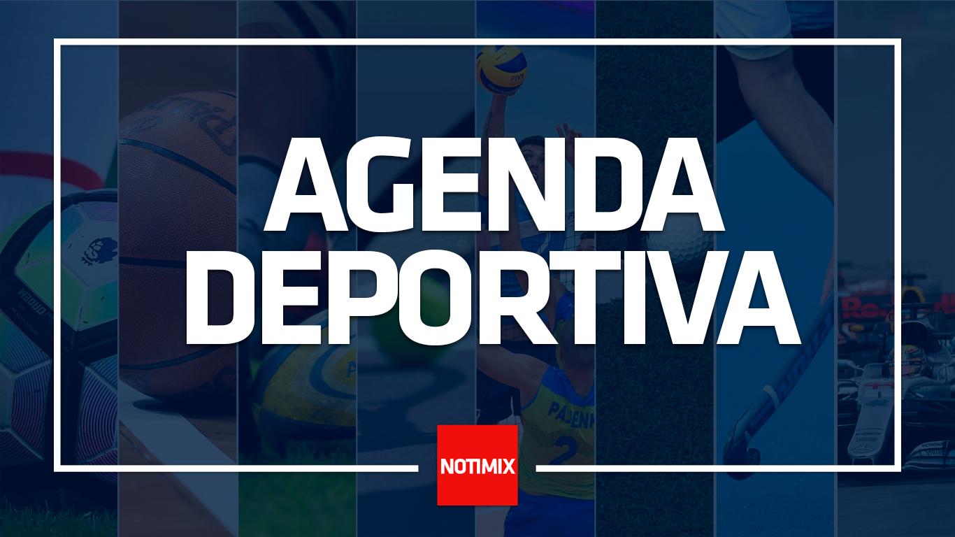 Agenda Deportiva en TV