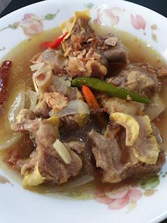 Resepi Singgang Daging