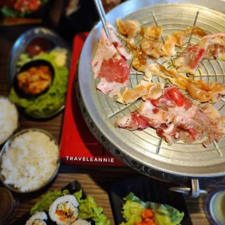 Korean BBQ Fat Oppa Bandung