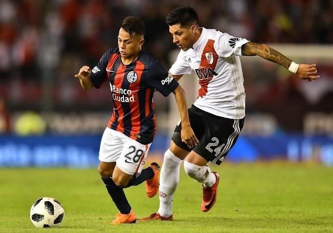 مشاهدة مباراة ريفر بليت وسان لورينزو بث مباشر 17-10-2021 الدوري الأرجنتيني